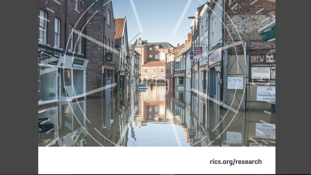It's worth talking to your customers to see how you can help them mitigate Flood Risks