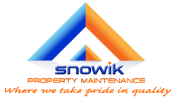 Snowik Property Maintenance logo